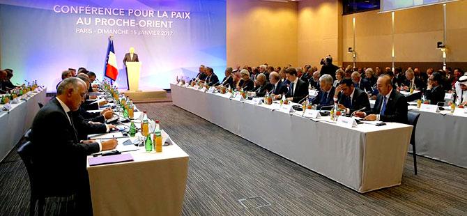 Ortadoğu Konferansı'ndan Trump'a uyarı