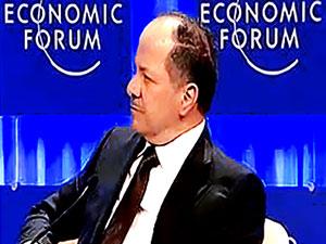Mesut Barzani Davos'ta