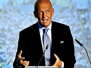 Collina FIFA Hakem Komitesi yeni başkanı oldu