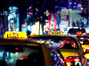 Taksilerde 'indi-bindi' dönemi başladı
