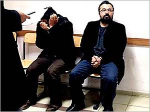 İbrahim Halil Baran tutuklandı