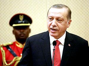 Erdoğan'dan Afrika ülkelerine Gülen çağrısı