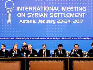 Astana zirvesinde kritik İran kararı