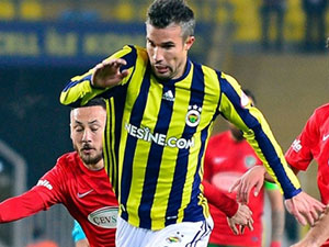 Fenerbahçe, Amedspor'u 3-0 mağlup etti
