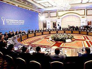 Financial Times: Astana'da asıl müzakereler gizlice yapıldı
