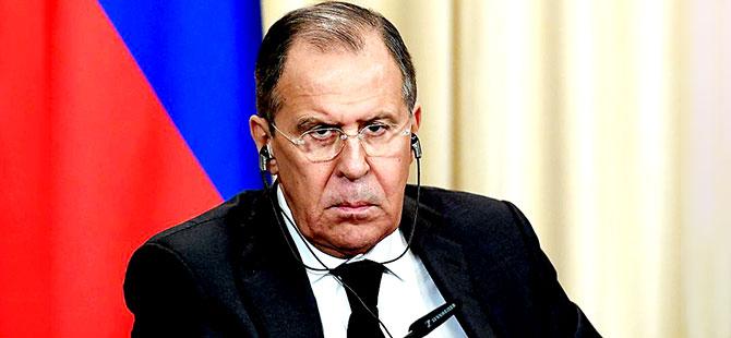 Lavrov: ABD'nin operasyonları çıkarımıza uygun