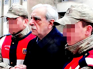 Ahmet Türk, Elazığ'a götürüldü