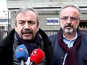 'Ahmet Türk için merhamet istemiyoruz'