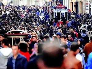 Türkiye'nin yeni nüfusu açıklandı
