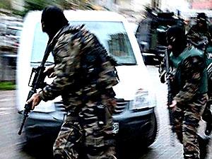 IŞİD operasyonunda gözaltı sayısı 763'e yükseldi