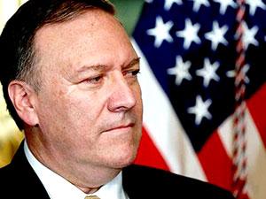 CIA Direktörü Pompeo Ankara'da