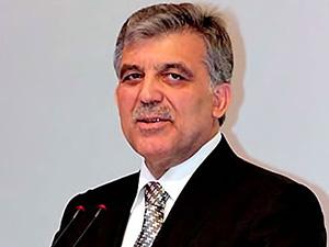 Abdullah Gül sessizliğini 'Kürdistan bayrağı' için bozdu