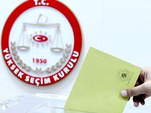 YSK, referandum başvurularını reddetti