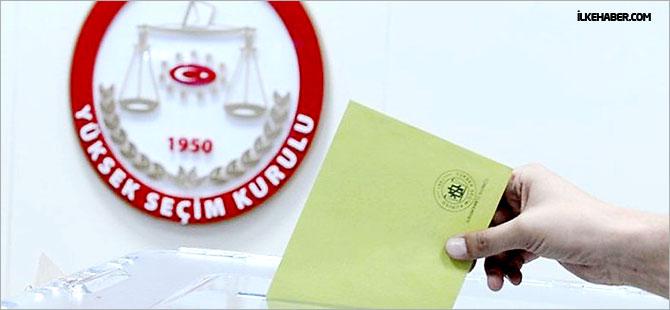 YSK, İYİ Parti'nin seçime katılmasına karar verdi