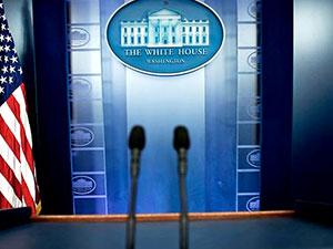 Beyaz Saray'dan medya devlerine basın toplantısı yasağı