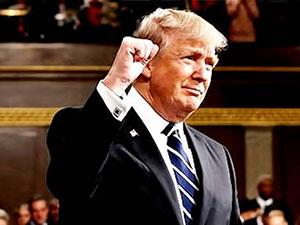 Trump: IŞİD'i ortadan kaldıracağız