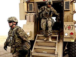 Pentagon: ABD askerleri Menbiç'te