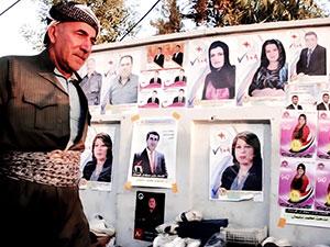 Federal Kürdistan seçimlere hazırlanıyor