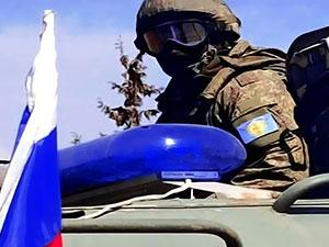 'Rus askerler SDG arması taktı' iddiası