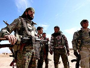 SDG: Rakka operasyonunda Türkiye olmamalı