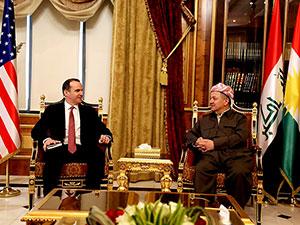McGurk: ABD, Şengal'de farklı güç istemiyor