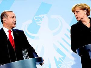 Merkel: Provokasyon yarışına girmeyeceğim