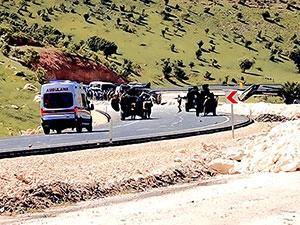 Diyarbakır'da patlama: İki asker hayatını kaybetti