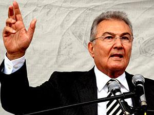 Deniz Baykal: Erdoğan'a verdiğim destekten pişman değilim