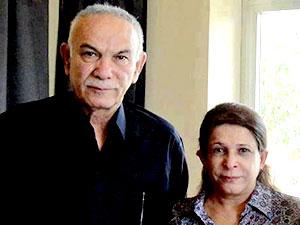 Newşîrwan Mistefa'nın eşi Şûle Elî yaşamını yitirdi