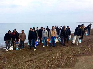 Yunanistan'ın adalarına son 48 saat içinde mülteci akını