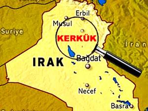 Kerkük'te Irak ve Haşdi Şabi güçlerine saldırı