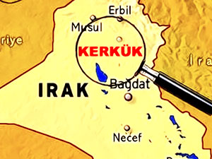 Kerkük'te 'Kürdistan'a bağlanma' oylaması kararı