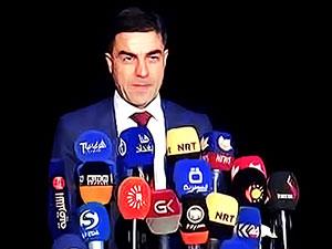 Rebwar Talabani: Bağdat'ın kararını reddediyoruz