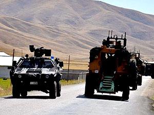 Bingöl'de 23 yer özel güvenlik bölgesi ilan edildi