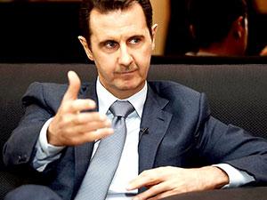 Esad: ABD'nin saldırısı 'ahmakça ve sorumsuzca'