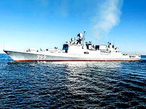 Rusya, Suriye'ye savaş gemisi yolladı