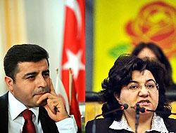DTP'li başkanlar Diyarbakır'da toplandı