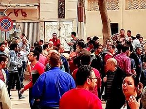Mısır'ın Tanta kentinde üst üste 2 patlama