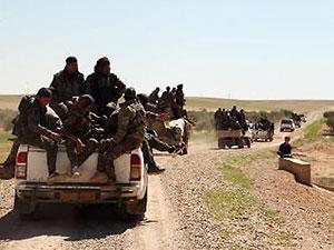 ABD, Demokratik Suriye Güçleri'ni vurdu