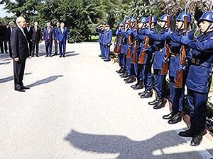 Kılıçdaroğlu'na askeri karşılamaya inceleme