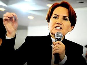 Meral Akşener Adalet Yürüyüşü'ne destek verdi