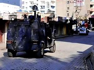 Mardin'de yedi mahallede sokağa çıkma yasağı
