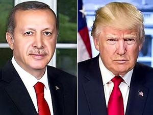 Gözler Trump-Erdoğan görüşmesinde