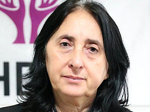HDP'li Milletvekili Aydoğan'ın tahliyesine itiraz