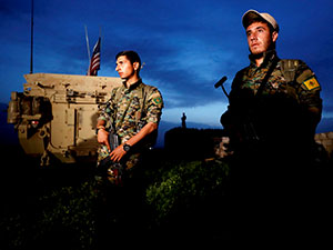 Murat Yetkin: ABD, YPG'ye dokunanı vuracak