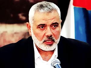 Hamas'ın yeni siyasi lideri İsmail Haniye