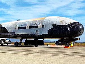 ABD'nin gizemli uzay aracı dünyaya döndü