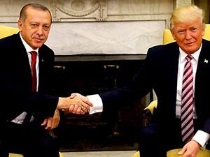 Trump, Erdoğan'dan papazın bırakılmasını istedi