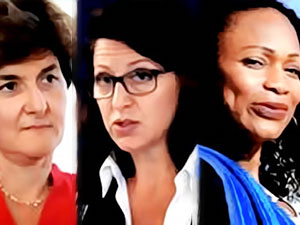 Macron'un kabinesinin yarısı kadınlardan oluşuyor