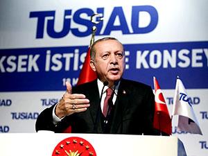 Erdoğan: 'Huzura kavuşmadan OHAL'i kaldıramayız'
